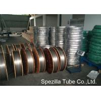 Quality Grade TP316L Cold Drawn Seamless Steel Pipe Coiled Stainless Tubing 3/8'' X 0.035'' for sale