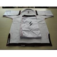 Custom made White Gi Brazilian Jiu Jitsu Martial Arts Clothing in All Size