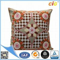 Quality Shrink-Resistant Decorative Pillow Cover Decorative Throw Pillows With Embroidery for sale