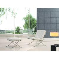 Quality Comfortable And Elegant Contemporary Design Barcelona Chair Replica Hotel Lounge Chairs for sale