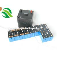 Quality Aluminum Shell Electric Forklift Battery Pack 36Volt 120Ah 2000 Times Cycle for sale