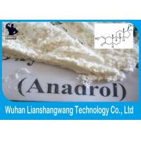 Buy CAS 434-07-1 Anadrol Oxymetholone Synthetic Anabolic Steroids Injections For Bodybuilding at wholesale prices