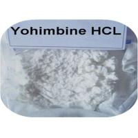 Quality 99% Purity Male Enhancement Drugs , CAS 65-19-0 Yohimbine HCL Powder White Powder for sale