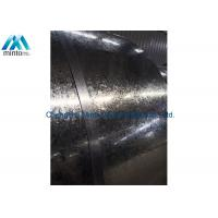 Quality High Strength Galvanized Steel Strip Corrosion Resistance For PPGI Base Plate for sale