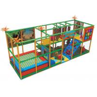 Buy cheap Indoor Playground Equipments with EPE Foam Tube Column for Kids A-09103 product