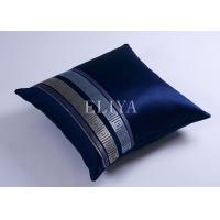 China Sofa / Car Luxury Hypoallergenic Hotel Comfort Pillow , Plain Outdoor Cushion for Home Decor on sale