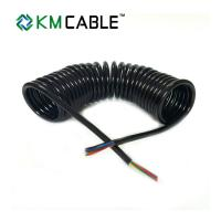 Quality 5 Meter Length Armoured Electrical Cable , 24V Heavy Duty Electric Cable for sale