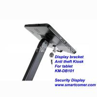 Quality COMER advertising equipment anti-theft stands for tablet ipad in shop, hotels, restaurant for sale