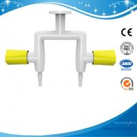 China SHB2-Double outlet gas fitting,Gas valve/cock,Suspended mounted,slow open gas fitting gas outlets gs valve nipple outlet on sale