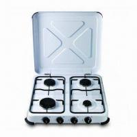 Quality Gas Stove with Multi-size Burners, Adjustable Flame and Nonstick/High Temperature-resistant Burner for sale