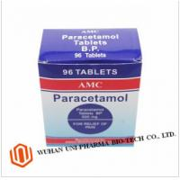 Paracetamol 500mg Tablets External Use , Fever Medicine Paracetamol Pain Killer Pills