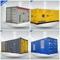 China Perkins 3 phase generator set with container 1000 kw/ kva on sale