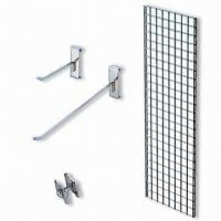 Quality Grid Panel with Butterfly Joining Clip and Single Hook for sale