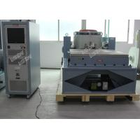 Buy cheap Big Sine Force Vibration System Shaker Testing Table For Electric Components Shake Test from wholesalers