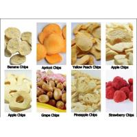 Quality freeze dried apricot chips,bulk apricot crisps for sale
