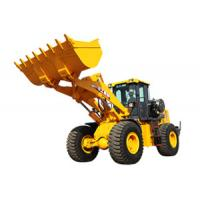 Buy cheap 4 Wheel Drives LW500KL Wheel Loader Earthmoving Machinery Safe Driving Space from wholesalers