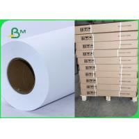 Quality 20lb Engineering Bond Paper For HP Design 12'' 18'' 20'' 24'' X 150ft 2 Inch Core for sale