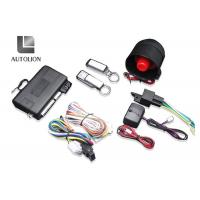China Smart Remote Control Car Alarm System Engine With Air Condition Function on sale