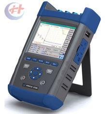 Quality Handheld AV6418 45dB Optical Time Domain Reflectometer For Testing FTTx Network for sale