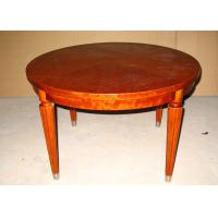 Buy cheap Antique Mahogany Bedroom Furniture Modern Wood Coffee Table With SGS from wholesalers