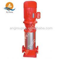 Quality Fire Fighting Multistage Pump for sale