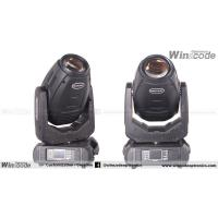 China 3 Phase Motor Disco DJ Beam Moving Head Light With Flight Case Brackets Safety Rope on sale