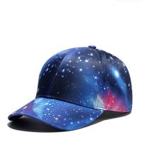 China High End Printed Baseball Caps Sports Hats For Men Flat Or Curved Visor on sale