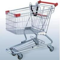 Quality YLD-280-2 110L Canadian Metal Shopping Cart for sale