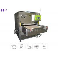 Buy cheap PVC PET Plastic PVC Box Making Machine for Soft Crease Box , Air Pressure 60T from wholesalers