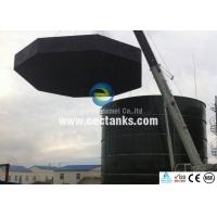 Quality Coated Bolted Steel Tanks for Liquid and Dry Storage Solutions for sale