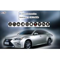 Quality Andorid 6.0 Car Navigation Box for 05-09 Lexus support Online Map Youtube Google Paly for sale