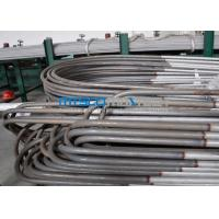 Quality ASTM A213 TP304L 3 / 8 Inch U Bend Tubing Cold Drawn For Heat Exchanger / Boiler for sale