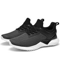 China Lace Up Closure Comfortable Workout Sneakers , Lightweight Gym Trainers on sale