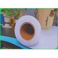 China 24 Inch 36 Inch Plotter Paper Roll For Garment Plotter Machine on sale