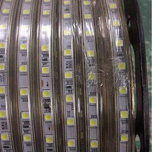 Quality Dc12v Or Dc24v Ip68 60pcs Smd 5050 Led Strip For Underwater for sale