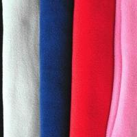 Quality Micro Polar Fleece, Plain-dyed, Textile, Various Thicknesses Available for sale