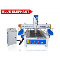 China 6015 Computer Controlled Wood Carving / Wood Cnc Router Mach3 With Wireless Handle on sale