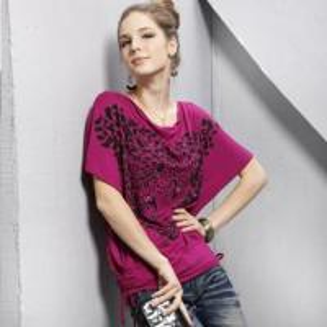 China Lady's T-Shirt S829 on sale