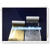 Quality Gold thermal printer ribbon for audio cables hoses printing for sale
