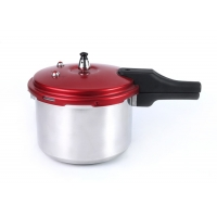 China Eco Friendly CIQ Restaurant 10L Household Pressure Cookers on sale