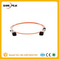 Buy cheap 1m SFP+ to SFP+ active cable from wholesalers
