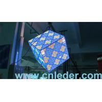 Quality P8 Full Color Cubic LED Video Display for sale