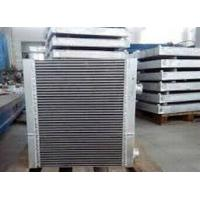 Quality Engineer Brazed / Welded Plate And Fin Heat Exchanger Heavy-duty Oil Radiator for sale