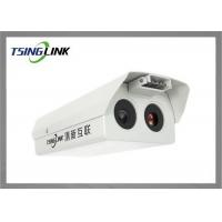 Quality Resolution 1080P Infrared Thermal IP Camera Face Recognition Bullet Intelligent Detection for sale