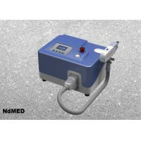 Buy cheap Portable Q - Switch ND Yag Laser Tattoo Removal Machine For All Color Tattoo Skin Type from wholesalers