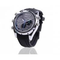 China HD PC Security Mini Hidden Covert Watch Camera With 1920 * 1080p Video Resolution on sale
