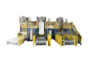 Quality 10 - 40 Bags/Hour Ton Bag Weighing Packing Machine for sale