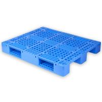 Quality P1300*1100  Injection molded Three runners large plastic pallet  for printing industries for sale