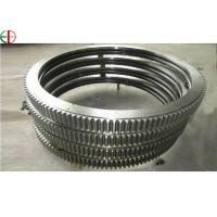 Quality 42CrMo4 Customized Forging Ring Gears , Alloy Steel Froging Rings for sale
