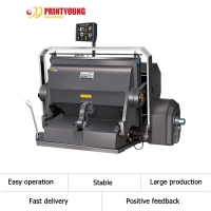 China ML1500 Manual Corrugated Board envelope Large Production Creasing Machine on sale